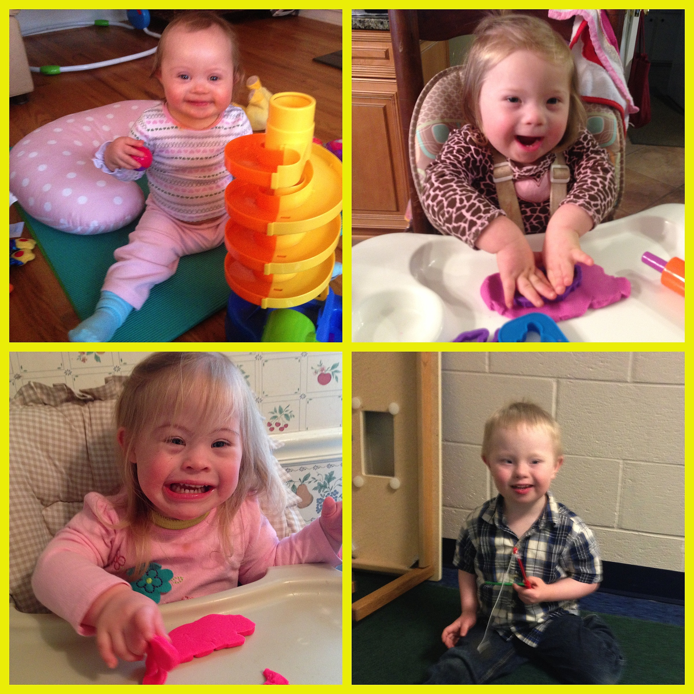 Top 4 Evaluations a Baby with Down Syndrome Needs