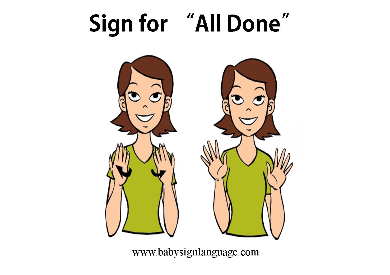 Sign Language: Top 10 Beginner Signs Every Child Should ...